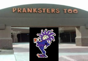 pranksters too 300x209 Locations
